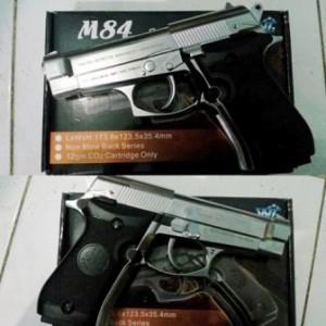 Beretta M84 Archer Silver