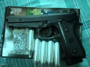 Beretta M92 RCF